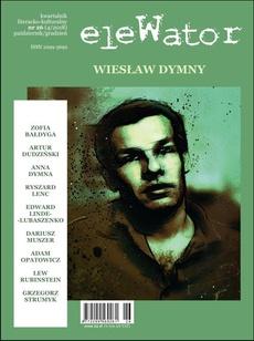 eleWator 26 (4/2018) - Wiesław Dymny