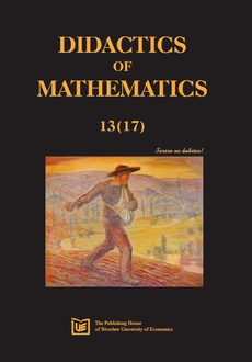 Didactics of Mathematics 13(17)