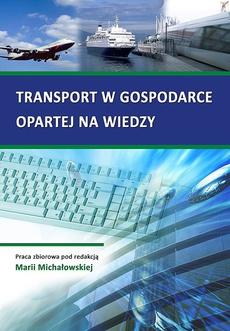 Transport w gospodarce opartej na wiedzy