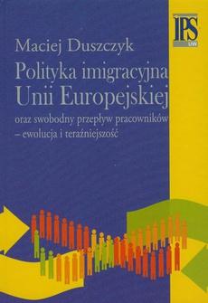 Polityka imigracyjna Unii Europejskiej