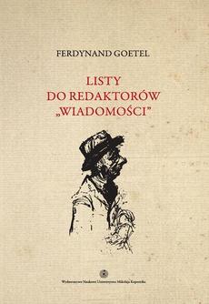 """Listy do redaktorów """"Wiadomości"""", t. 4"""