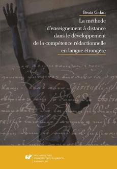 La méthode d'enseignement à distance dans le développement de la compétence rédactionnelle en langue étrangère - 02 Chapitre 3, 4 - TIC. Vers la pédagogie multimédia; Développer la compétence rédactionnelle en classe de langue virtuelle