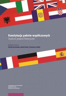 Konstytucje państw współczesnych Studium prawno-historyczne