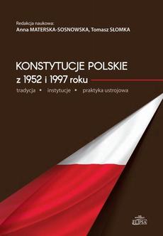 Konstytucje polskie z 1952 i 1997 roku