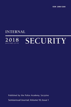 Internal Security, January-June 2018
