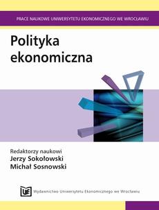 Polityka ekonomiczna