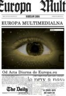 Europa multimedialna. Od Acta Diurna do Europa.eu