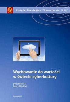 Wychowanie do wartości w świecie cyberkultury
