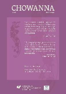 """""""Chowanna"""" 2015. T. 1 (44): Proces rewitalizacji społecznej – perspektywa kulturowo-edukacyjna - 03 Proces rewitalizacji społecznej – perspektywa kulturowo-edukacyjna: Rewitalizacja tożsamości regionalnej"""