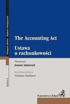 Ustawa o rachunkowości. The Accounting Act