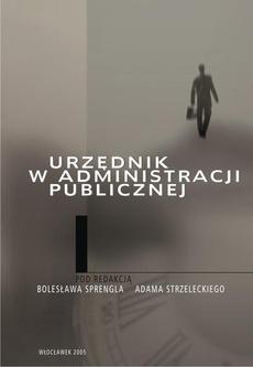 Urzędnik w administracji publicznej