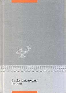 Liryka romantyczna i inne szkice