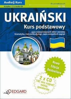 Ukraiński Kurs podstawowy - Nowa Edycja