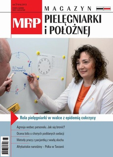 Magazyn Pielęgniarki i Położnej, nr 5 (2013)