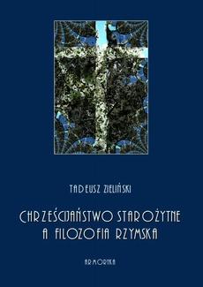 Chrześcijaństwo starożytne, a filozofia rzymska