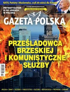 Gazeta Polska 29/11/2017