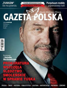 Gazeta Polska 22/03/2017
