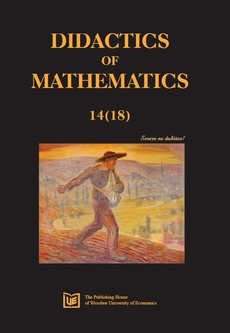 Didactics of Mathematics 14(18)