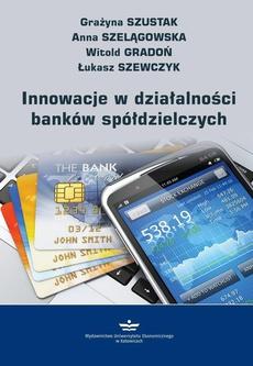 Innowacje w działalności banków spółdzielczych