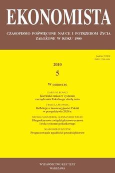 Ekonomista 2010 nr 5