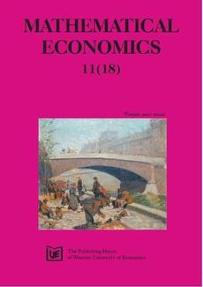Mathematical Economics 11(8)