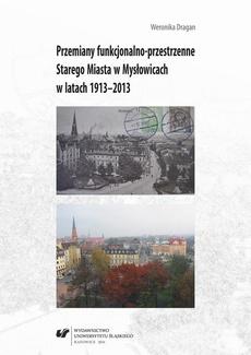Przemiany funkcjonalno-przestrzenne Starego Miasta w Mysłowicach w latach 1913–2013 - 04 Mysłowice w 2013 r. jako miasto o znaczeniu lokalnym
