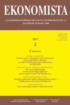 Ekonomista 2015 nr 2