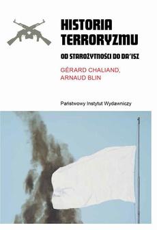 Historia terroryzmu. Od starożytności do Da'isz