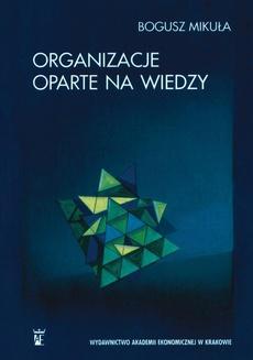Organizacje oparte na wiedzy