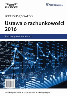 Ustawa o rachunkowości 2016 - kodeks księgowego