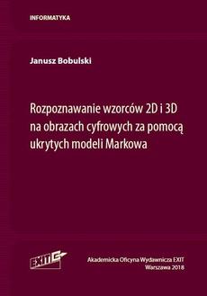 Rozpoznawanie wzorców 2D i 3D na obrazach cyfrowych za pomocą ukrytych modeli Markowa