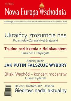 Nowa Europa Wschodnia 2/2018