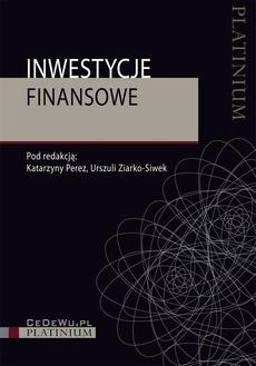 Inwestycje finansowe (wyd. II zmienione i uzupełnione)