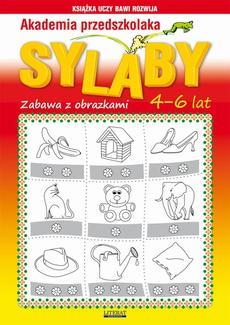Akademia przedszkolaka. Sylaby