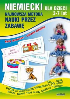 Niemiecki dla dzieci 3-7 lat. Najnowsza metoda nauki przez zabawę