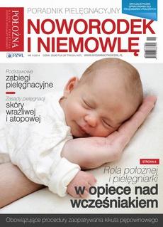 Poradnik pielęgnacyjny. Noworodek i niemowlę 1/2014