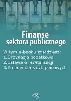 Finanse sektora publicznego, wydanie grudzień-styczeń 2015 r.