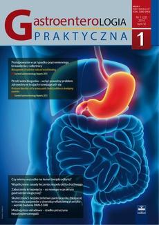Gastroenterologia Praktyczna 1/2014
