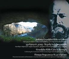 Jaskinia Gvardjilas Klde w Gruzji. Opracowanie wydane w stulecie badań polskiego archeologa Stefana Krukowskiego