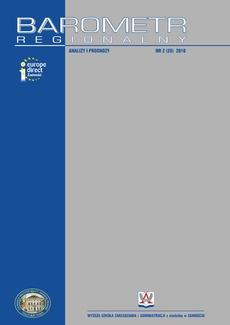 Barometr Regionalny. Analizy i Prognozy. Nr 2(20)