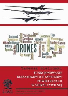Funkcjonowanie bezzałogowych systemów powietrznych w sferze cywilnej