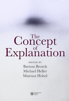 The Concept of Explanation