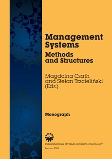 Management Systems. Methods and Structures
