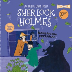 Klasyka dla dzieci. Sherlock Holmes. Tom 4. Nakrapiana przepaska