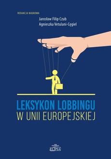 Leksykon lobbingu w Unii Europejskiej