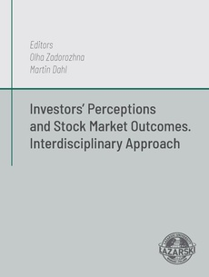 Investors' Perceptions and Stock Market Outcomes. Interdiscyplinary approach