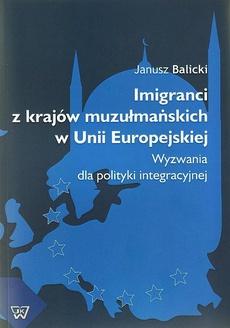 Imigranci z krajów muzułmańskich w Unii Europejskiej