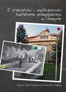 Z przeszłości i współczesności kształcenia pedagogicznego w Cieszynie - 13 Teatr studencki przestrzenią spotkań mieszkańców Cieszyna