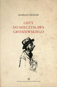 Listy do Mieczysława Grydzewskiego
