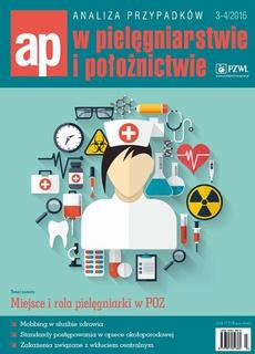 Analiza przypadków w pielęgniarstwie i położnictwie 3/4 2016